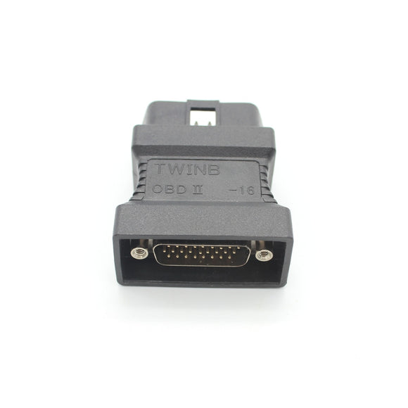 For Benz MB STAR C4 Multiplexer SD Connect Compact 4 C4 Diagnostic Tool OBD2 16pin Connect Adapter Car 16pin Connector Adaptor