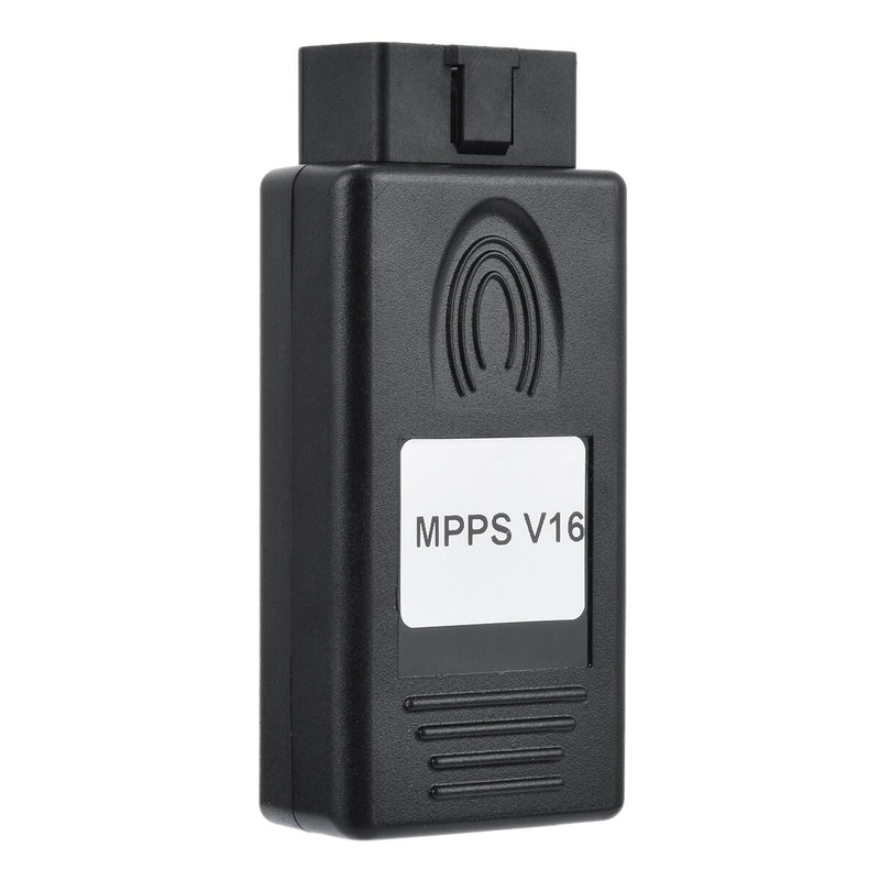 MPPS V16 Scanner Flasher ECU Chip Tuning MPPS V16.1.02 for EDC15 EDC16 EDC17 Inkl CHECKSUM Read And Write Memory