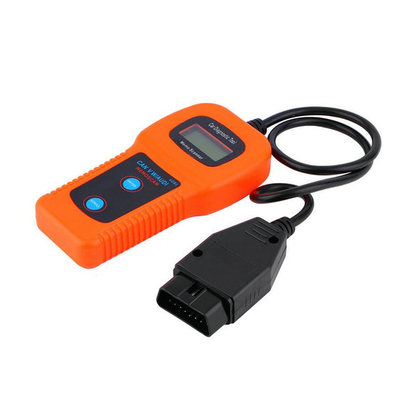 Memoscan U281 EAT CAN-BUS OBD2 OBDII Code Scanner U281 Engine Code Reader CAN BUS Scan Tool
