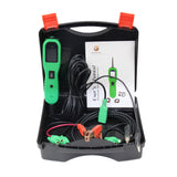 YD208 Electrical System Circuit Tester Circuit Breaker Protected Instantly Identifies Positive, Negative and Open Circuits