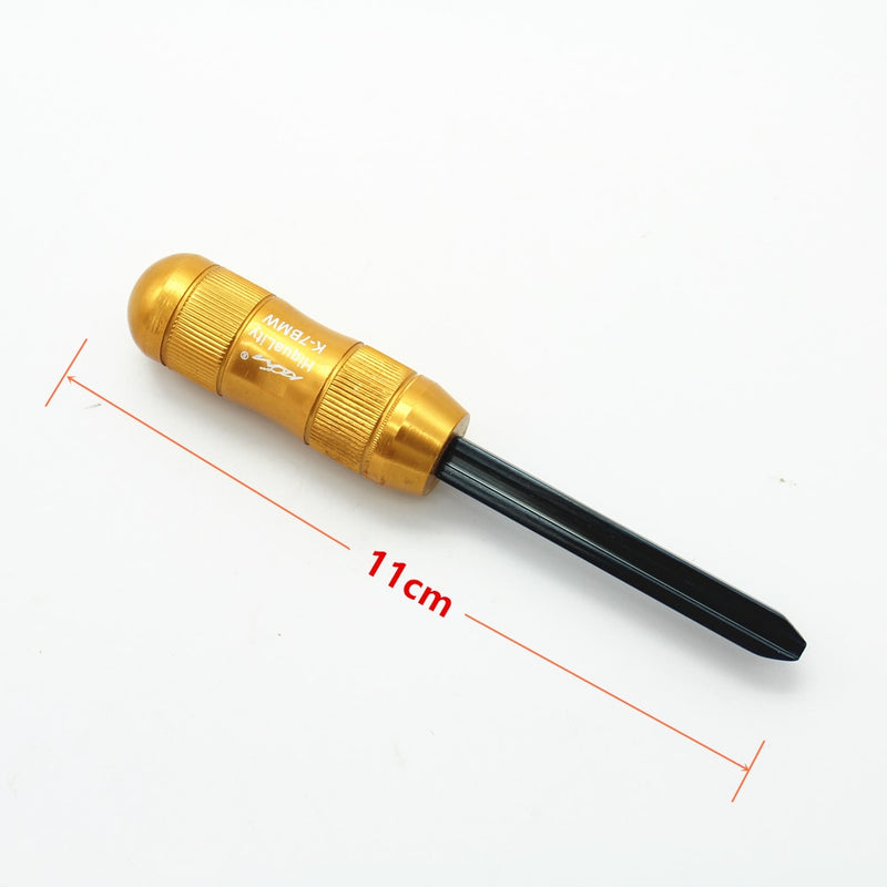 KLOM Torque Screwdriver Tool for BMW Car Screwdriver Valve Stem Core Remover Tire Repair Install Tool
