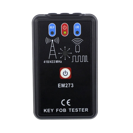 ALL SUNL EM273 ED Key Fob Frequency Tester Checker Finder Wireless Radio Frequency Remote Control