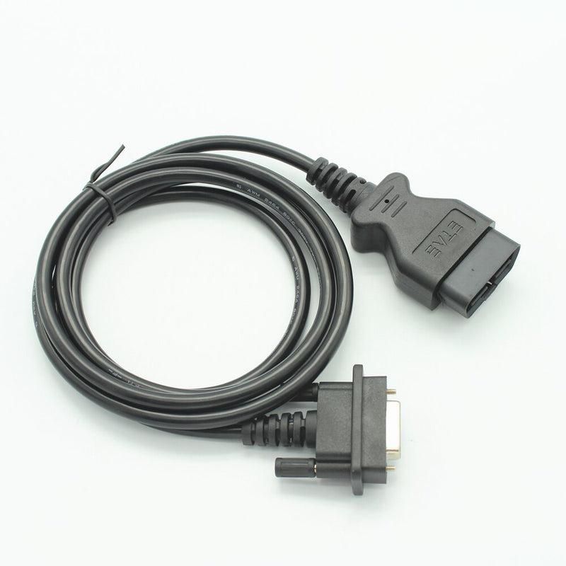 VCM II Main Cable VCM2 16pin Cable OBD2 Cable Diagnostic Interface Cable For Ford/Mazda