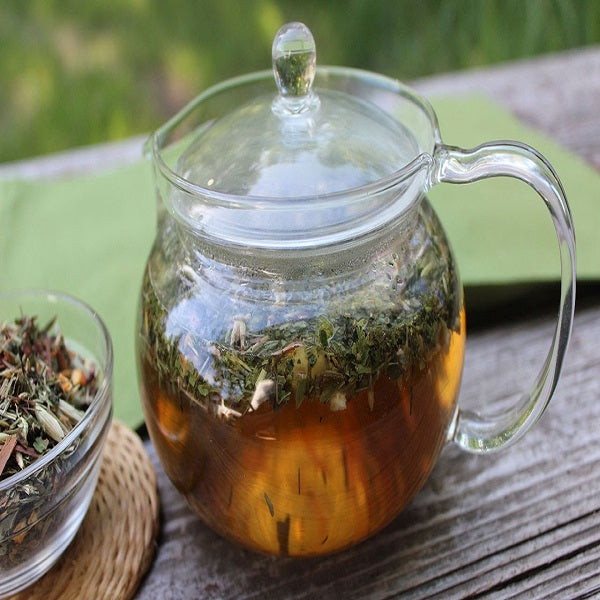 How to Make a Botanical Tea Infusion