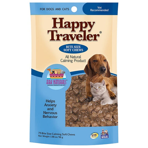 Happy Traveler (All Natural Calming Formula) - back-to-nature-usa