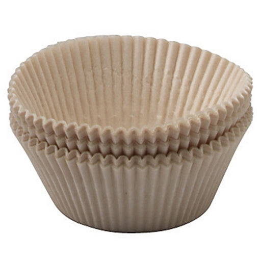 "Unbleached Baking Cups - 2 1/2"" Cups - (48 Cups\Package) - back-to-nature-usa"