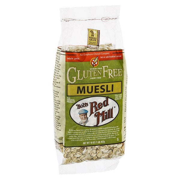 Muesli (Gluten-Free) - back-to-nature-usa