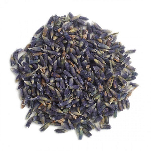 Lavender Flowers (Whole) - Kosher - ORGANIC - (1.00 lb.) - back-to-nature-usa