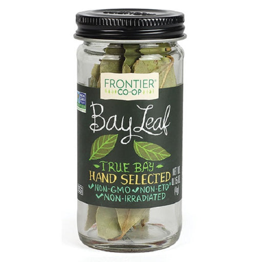 Bay Leaf (Whole) - Kosher - (0.15 oz. Bottle) - back-to-nature-usa