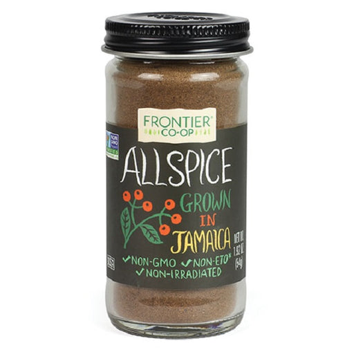 Allspice (Ground) (Jamaican) - Kosher - (1.92 oz. Bottle) - back-to-nature-usa