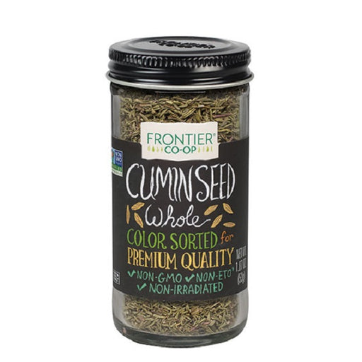 Cumin Seed (Whole) - Kosher - (1.87 oz. Bottle) - back-to-nature-usa