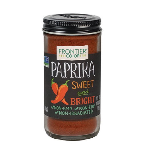 Paprika (Ground) - Kosher - (1.69 oz. Bottle) - back-to-nature-usa