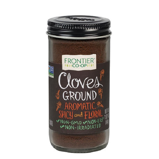 Cloves (Ground) - Kosher - (1.92 oz. Bottle) - back-to-nature-usa