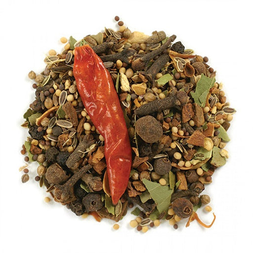 Pickling Spice (Hot-Spicy) (Salt-Free) - Kosher - (1.00 lb.) - back-to-nature-usa