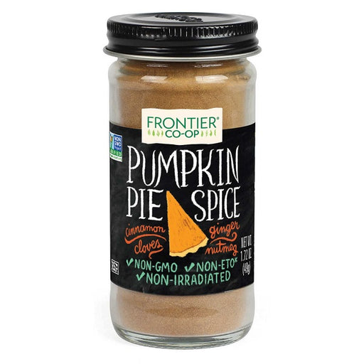Pumpkin Pie Spice - Kosher - (1.72 oz. Bottle) - back-to-nature-usa