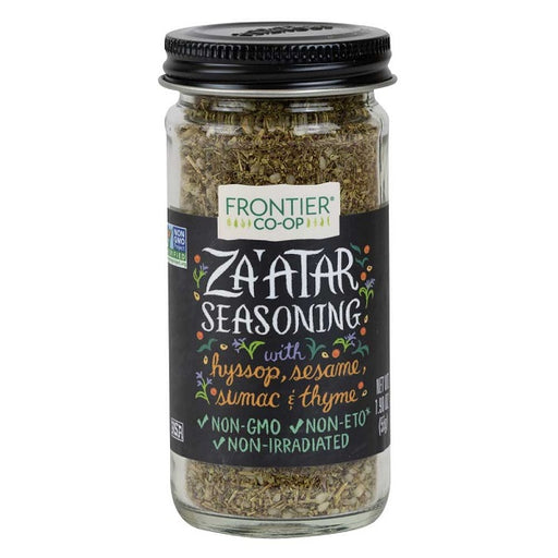Za'atar Seasoning - Kosher - (1.90 oz. Bottle) - back-to-nature-usa