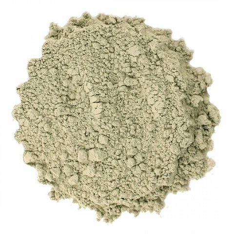 French Green Clay Powder - Kosher - back-to-nature-usa