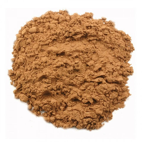 Carob Powder (Medium-Roasted) - Kosher - back-to-nature-usa