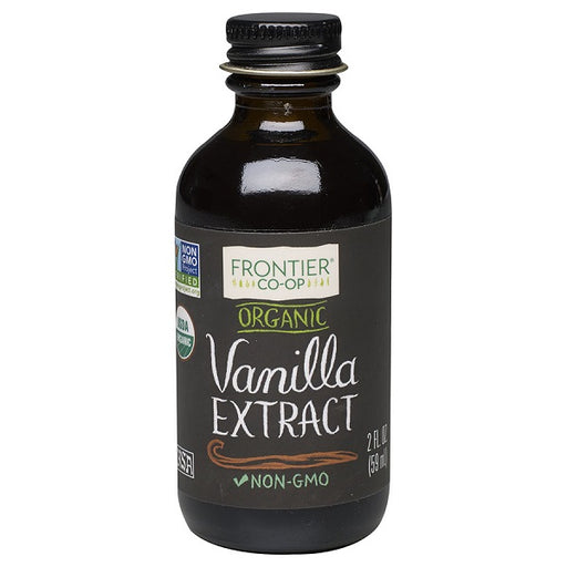 Vanilla Extract - Kosher - ORGANIC - (2.00 fl. oz. Bottle) - back-to-nature-usa
