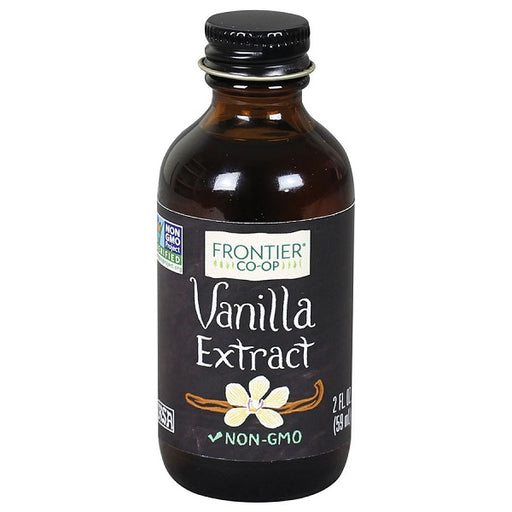 Vanilla Extract - Kosher- (2.00 fl. oz. Bottle) - back-to-nature-usa