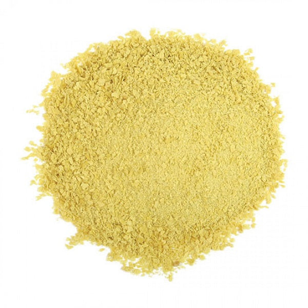 Nutritional Yeast (Large Flakes) - Kosher - (1.00 lb.) - back-to-nature-usa