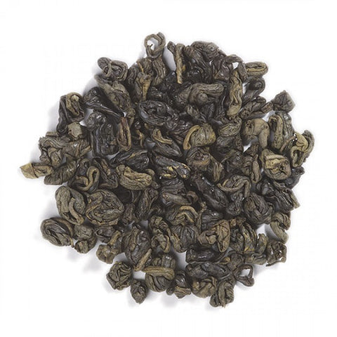 Gunpowder Green Tea (Fair Trade) - Kosher - ORGANIC - back-to-nature-usa