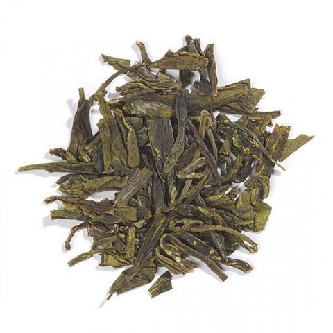 Dragonwell Tea - Kosher - ORGANIC - back-to-nature-usa