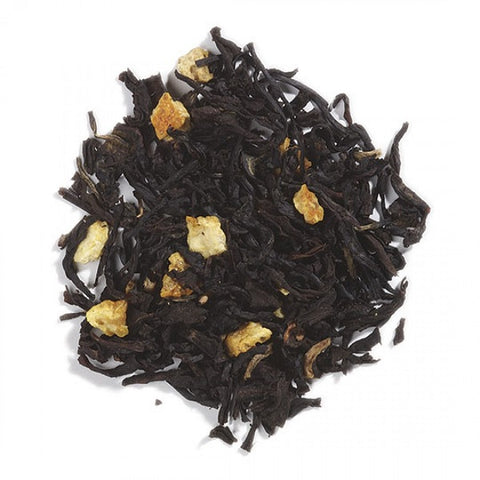 Black Tea (Flavored) (Cranberry Orange) - ORGANIC - back-to-nature-usa