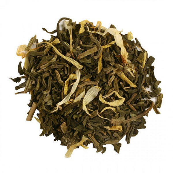 Green Tea (Mango) (C02 Decaffeinated) (Fair Trade) - ORGANIC - (1.00 lb.) - back-to-nature-usa