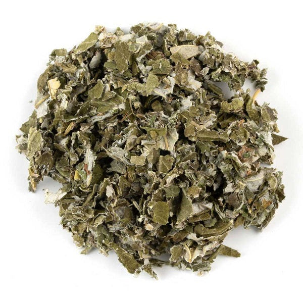 Red Raspberry Leaf (Cut & Sifted) - Kosher - ORGANIC - (1.48 oz. Re-Sealable Pouch) - back-to-nature-usa