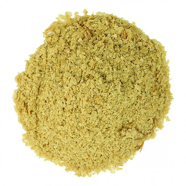 Nutritional Yeast Flakes - Kosher - ORGANIC - (1.00 lb.) - back-to-nature-usa