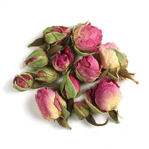 Pink Rose Buds & Petals - Kosher - back-to-nature-usa