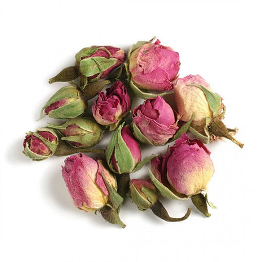 Roses (Pink) (Buds & Petals) - Kosher - (1.00 lb.) - back-to-nature-usa