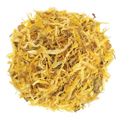 Calendula (Petals) - Kosher - ORGANIC - (1.00 lb.) - back-to-nature-usa