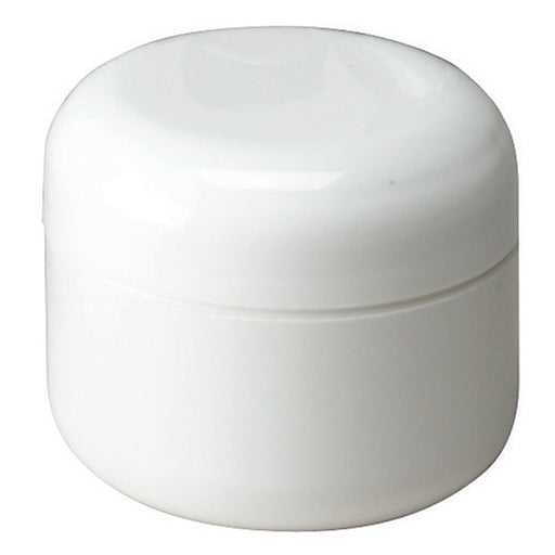Double Walled Low Profile Container with Domed Lid - (4.00 oz.) - back-to-nature-usa