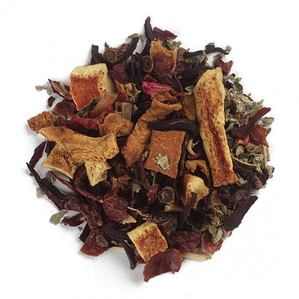 Cinnamon Orange Herbal Tea - Kosher - (1.00 lb.) - back-to-nature-usa