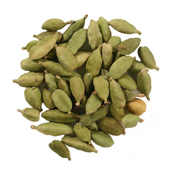 Cardamom Pods (Whole) (Green) (Extra-Fancy Grade) - Kosher - (1.00 lb.) - back-to-nature-usa