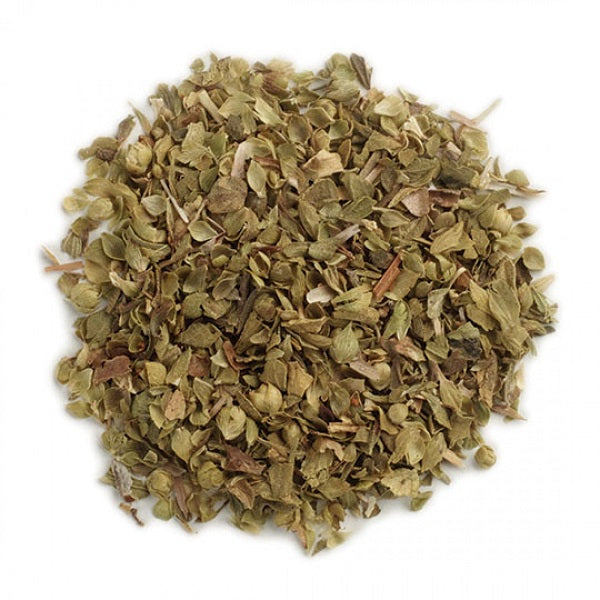 Oregano (Cut & Sifted) (Mediterranean) (Fancy-Grade) - Kosher - (1.00 lb.) - back-to-nature-usa