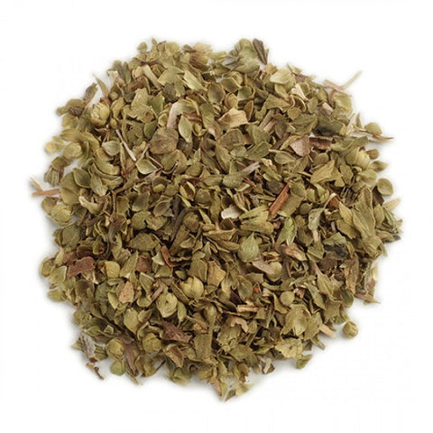 Oregano Leaf (Cut & Sifted) (Mexican) - Kosher - back-to-nature-usa