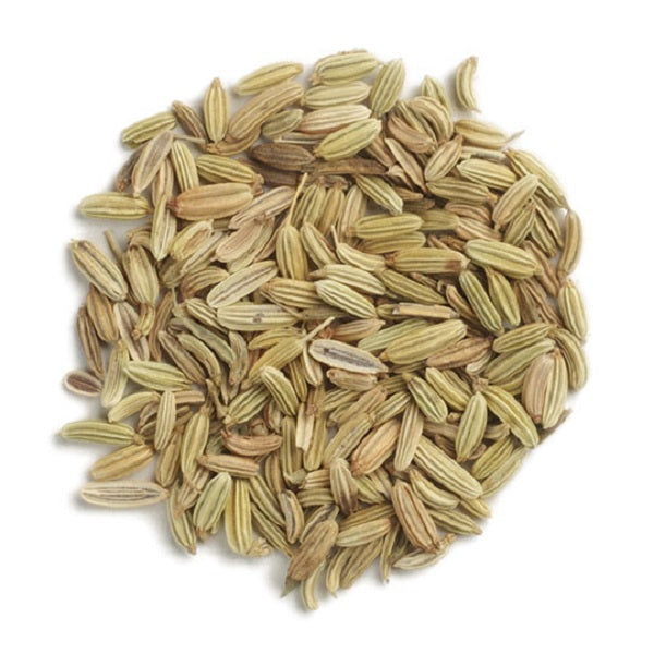 Fennel (Whole) - Kosher - ORGANIC - (1.00 lb.) - back-to-nature-usa