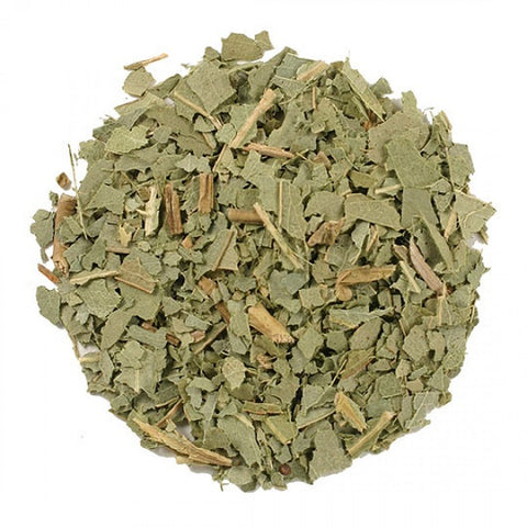 Eucalyptus Leaf (Cut & Sifted) - Kosher - ORGANIC - back-to-nature-usa