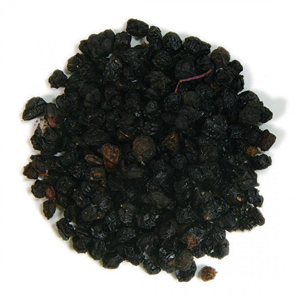 Elderberries (Whole) - Kosher - ORGANIC - (1.00 lb.) - back-to-nature-usa
