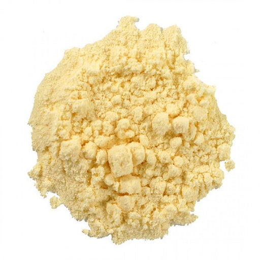 Cheddar Cheese Powder (White) - ORGANIC - (1.00 lb.) - back-to-nature-usa
