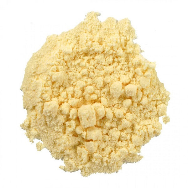 White Cheddar Cheese Powder - ORGANIC - (1.00 lb.) - back-to-nature-usa