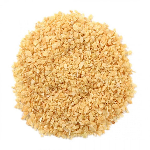 Garlic Granules (Minced) - Kosher - ORGANIC - back-to-nature-usa