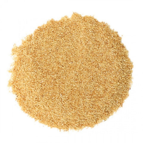 Garlic Granules (Roasted) - Kosher - back-to-nature-usa