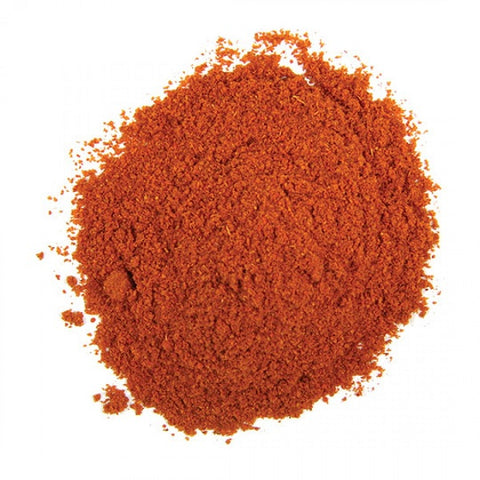 Chili Peppers (Powder) (Cayenne) (70,000+ HU) - Kosher - ORGANIC - back-to-nature-usa