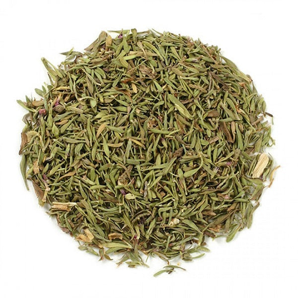 Summer Savory Leaf (Cut & Sifted) - Kosher - (1.00 lb.) - back-to-nature-usa