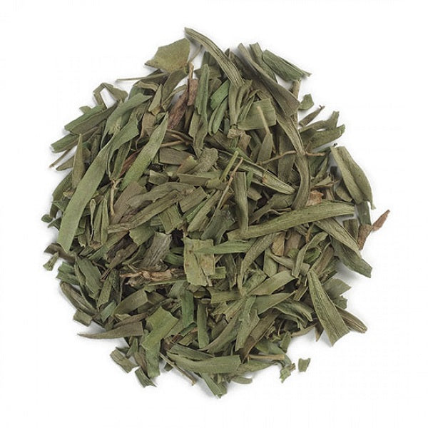 Tarragon Leaf (Cut & Sifted) - Kosher - ORGANIC - (1.00 lb.) - back-to-nature-usa