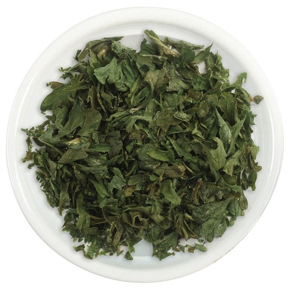 Parsley Leaf Flakes - Kosher - ORGANIC - (1.00 lb.) - back-to-nature-usa